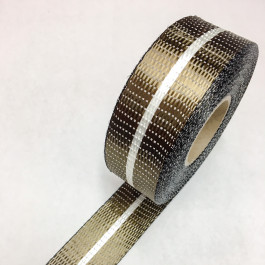 Basalt Woven Tape Unidirectional Twin Band 230g/m2 45mm *On Sale*