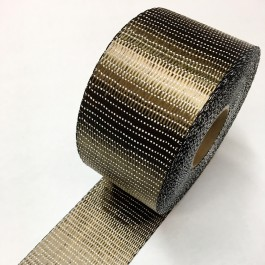 Basalt Woven Tape Unidirectional 240g/m2 75mm