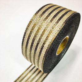 Basalt / Hemp Hybrid Uni Tape 195g/m2 65mm