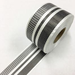 Carbon / Eglass Premium UD Tape Reversible 190g/m2 75mm