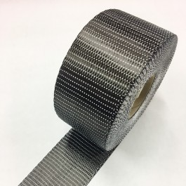 Carbon Woven Tape Unidirectional 200g/m2 65mm