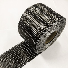 Carbon Woven Tape Unidirectional 200g/m2 100mm