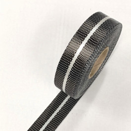Carbon Uni Tape Twin Band 200g/m2 35mm