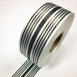 Carbon / Basalt / Glass Hybrid UD 255g/m2 55mm