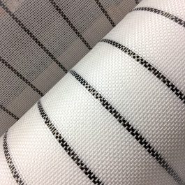 """Innegra Woven Fabric Plain 2oz x 39"""" with Carbon Insert"""