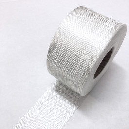 Glass / Innegra Hybrid Tape 3 x 2 Stripe 135g/m2 65mm *On Sale*