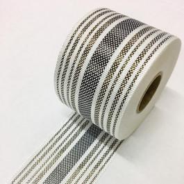 Glass / Basalt / Carbon Centre Band 225g/m2 100mm