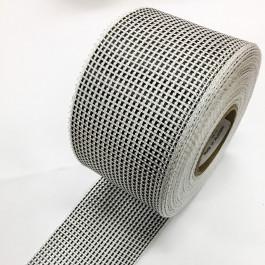 Carbon / Innegra Hybrid Woven Tape Glass Weft 160g/m2 80mm