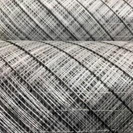 Fibreglass Stitched Double Bias +45°/-45° 160g/m2 1270mm Carbon Insert