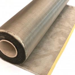 "Basalt Woven Fabric Plain 4oz x 25"""