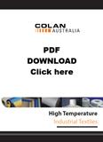 Thermal Fibreglass Insulation Catalogue Image